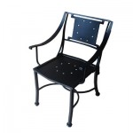 SC-50-1776 Sheet Cast Dining Chair by Florida Patio
