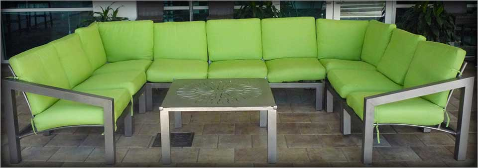 Professional Indoor Outdoor Seating
